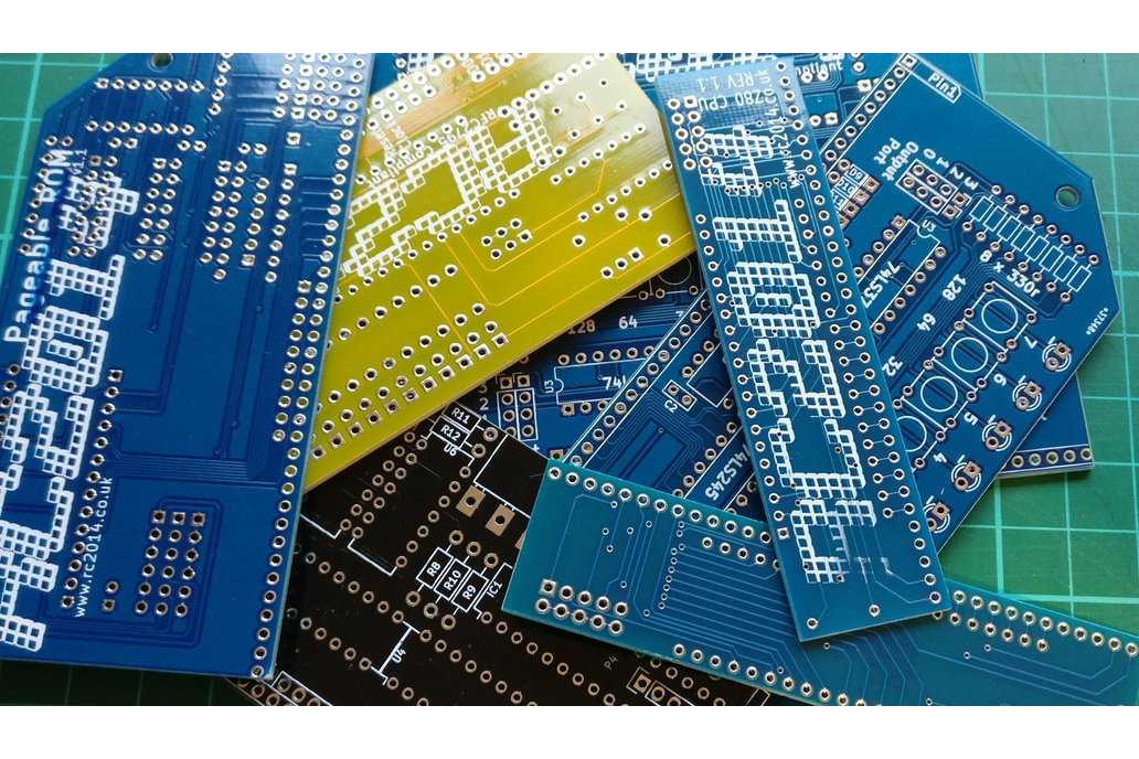 B-Grade RC2014 PCB selection 1