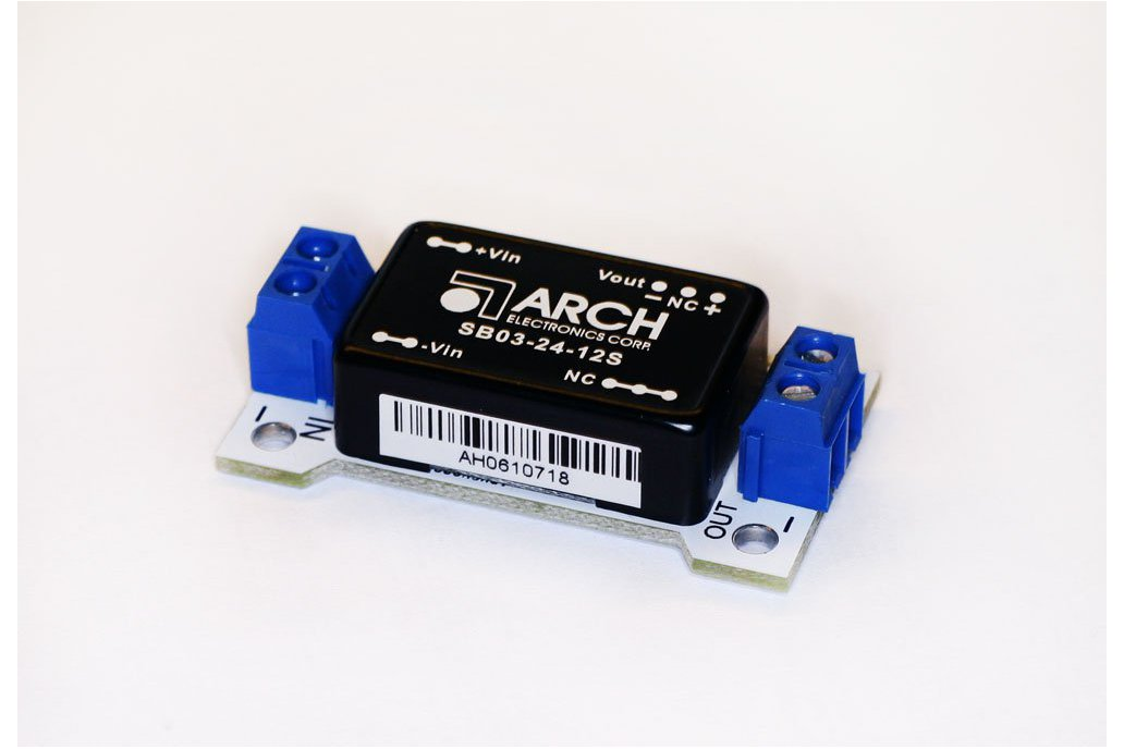 12V Isolated Power Module 1