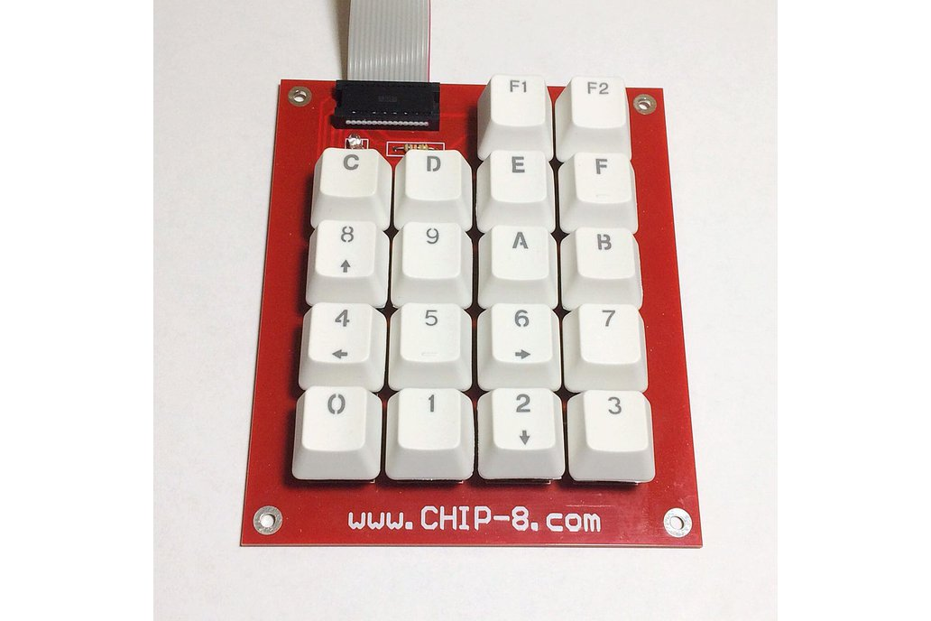 Hexadecimal Keypad 1