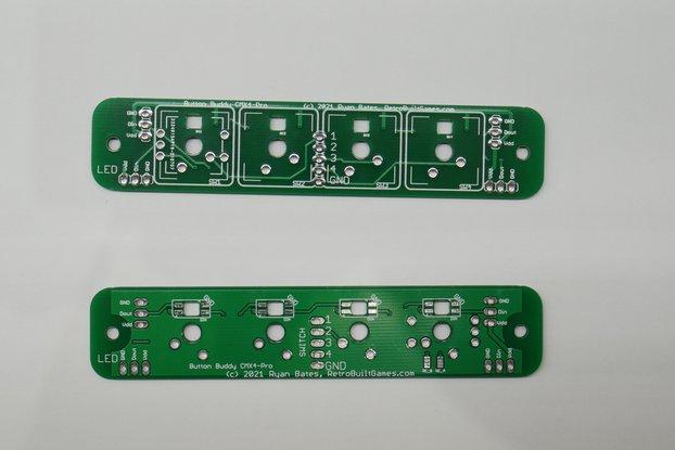 Cherry MX Keyboard Switch Breakout PCB (Qty 2)
