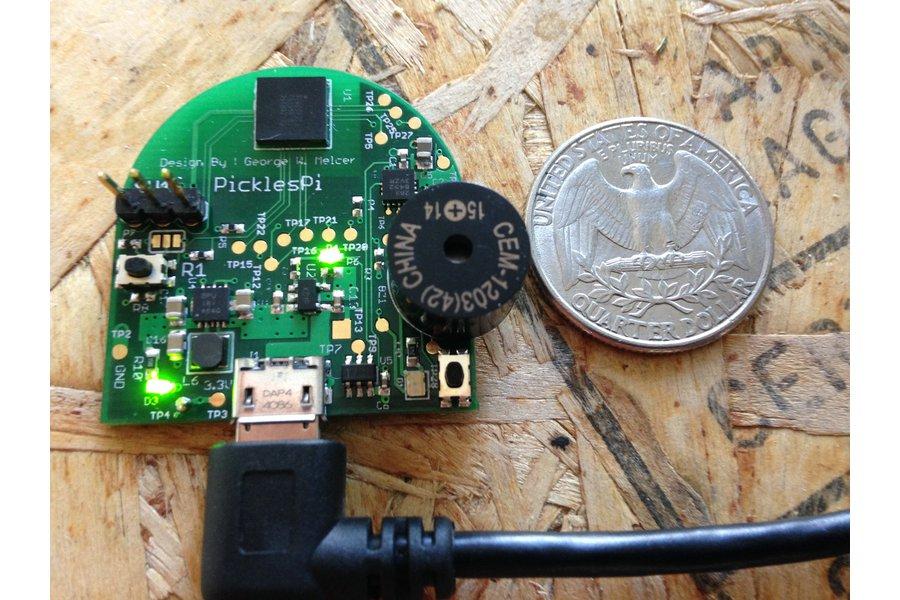 PicklesPi --Bluetooth Low Energy Dev Board