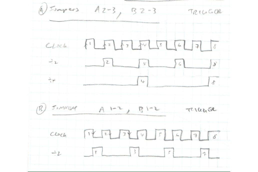 Clock Divider (Eurorack PCB set) 9