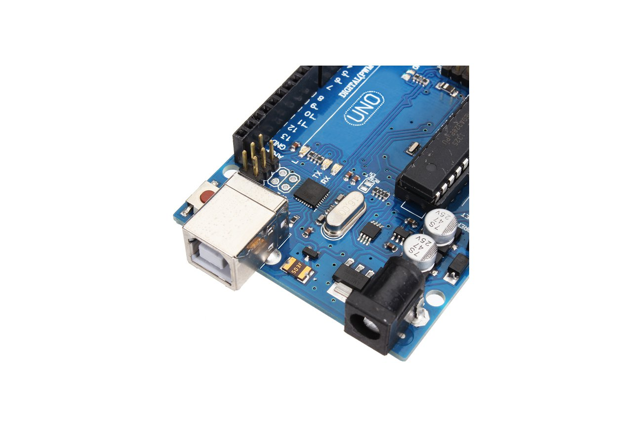 Arduino compatible r uno board from universbuy on tindie
