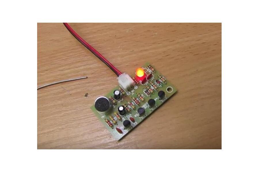 Clap Switch Suite Electronic DIY (1755)