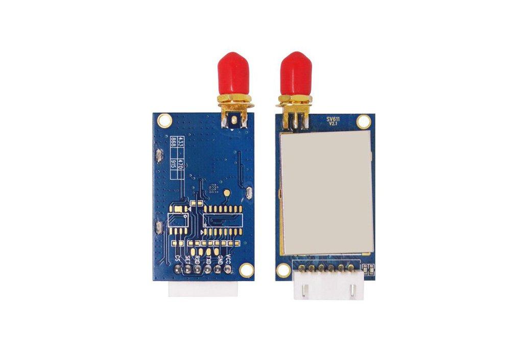 SV611 100mW 20dBm Wireless TransceiverModule 1