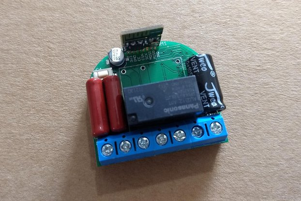 Samur Wireless Relay Module