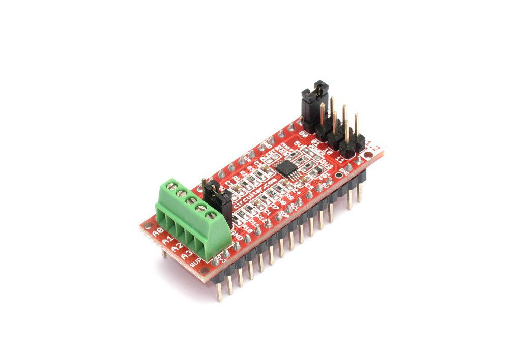 ADC 4-20 Nanoshield - ADS1115 for 4-20mA sensors 1