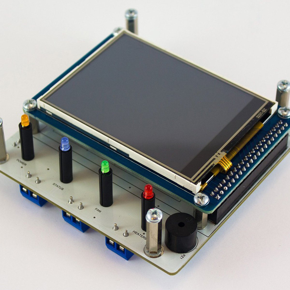 X Toaster Oven Reflow Controller Kit From Breaktech On Circuit Board We Assemble With The Exception Of Rohscompliant Boards Tindie
