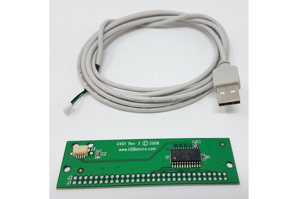 U401 Versatile USB I/O Interface 1