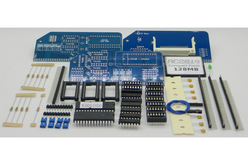 CP/M Upgrade Kit for RC2014 Classic or Classic II 1