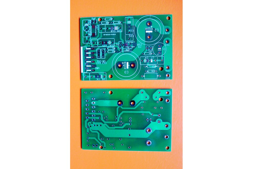 Bare PCB for LM3886 / LM2876 Audio amplifier 1
