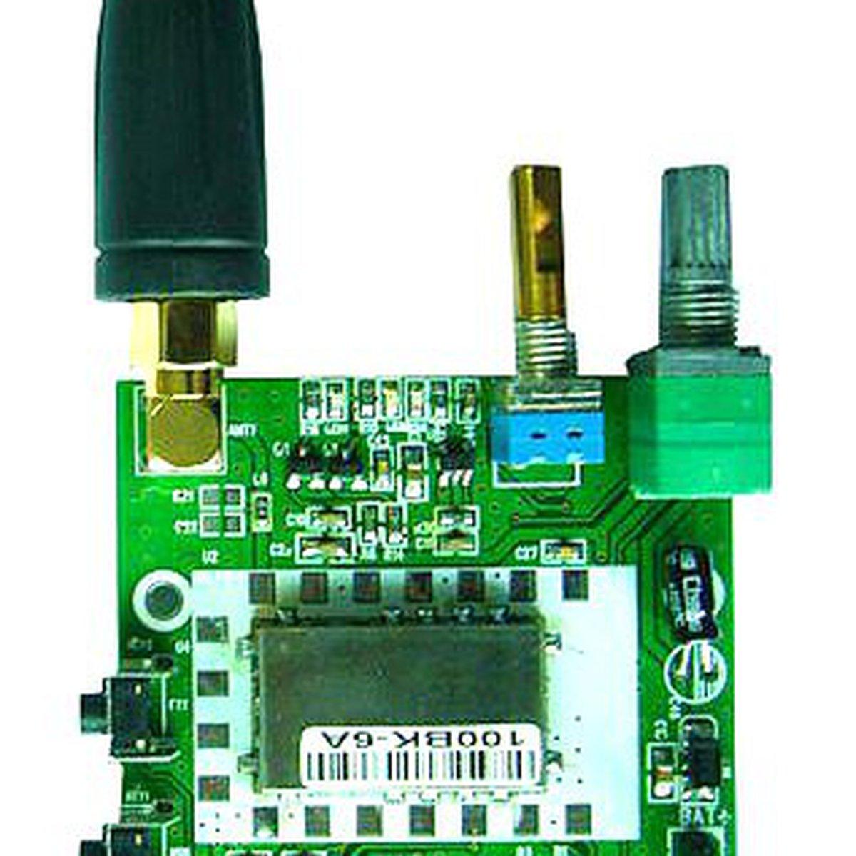 FRS_DEMO_B demo board (for 0 5W UHF module)