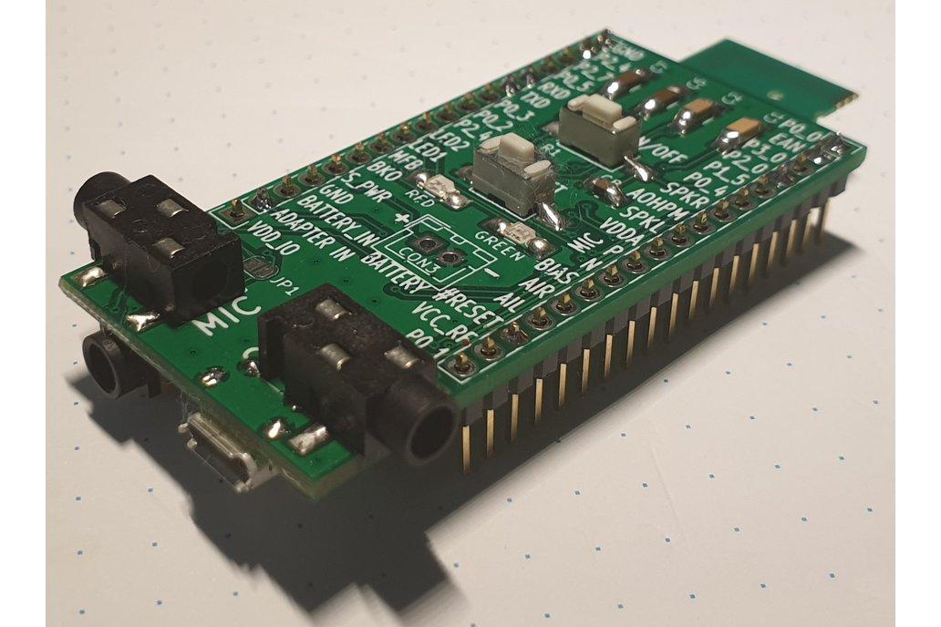 BM20/BM62 breadboard adapter 1