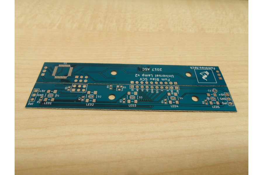 Attiny88 RGB breakout board kit (Universal Lamp)