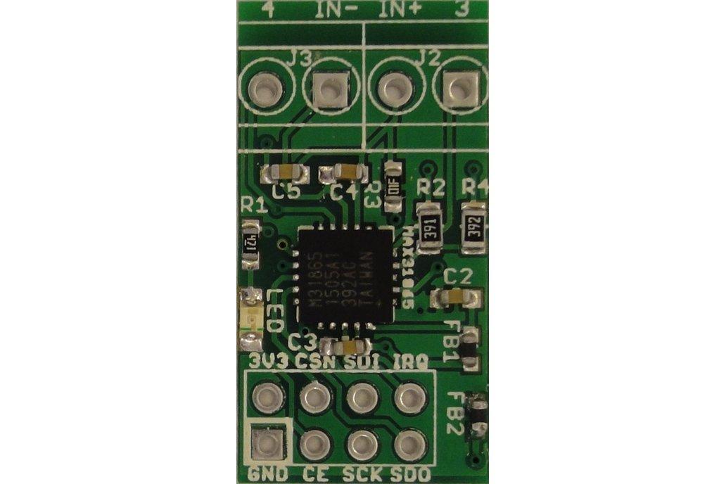 MAX31865 RTD temperature sensor breakout board 3