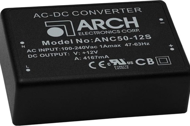 ARCH AC/DC Power module 24V DC out P/N=ANC50-24S