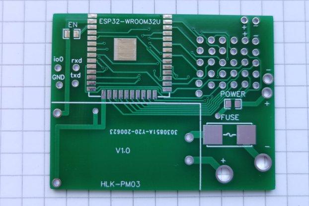 ESpider PCB