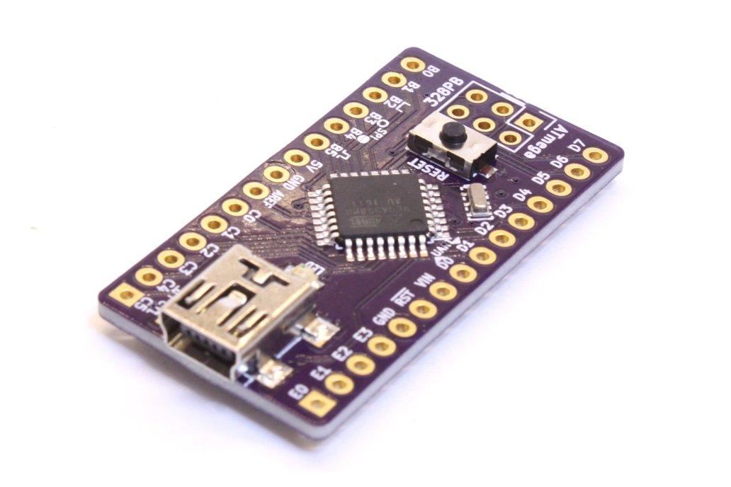 ATmega328PB Development Board 1
