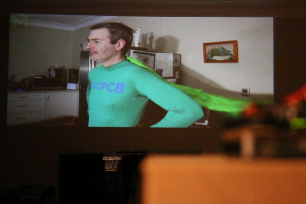 Pi Projector 11