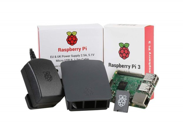 Raspberry Pi Kit: Home Assistant Automation Hub