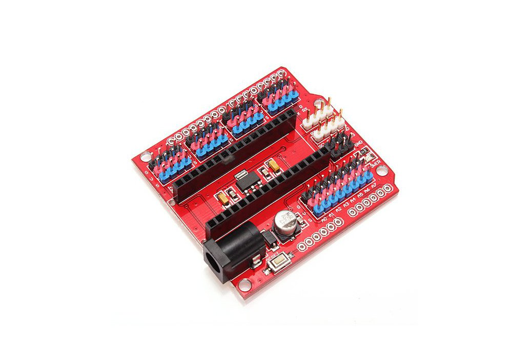 Multi-Function Funduino Nano Shield 1