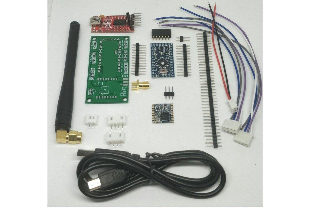 Arduino Pro Mini LoRaWAN Kit 1