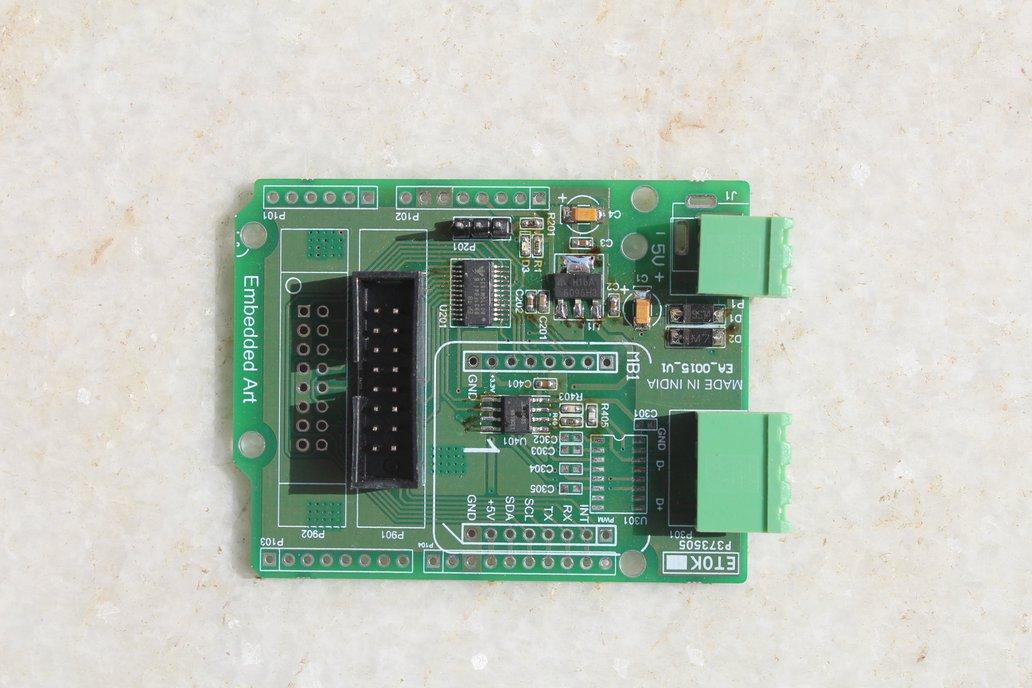 LED Display Control Card 1