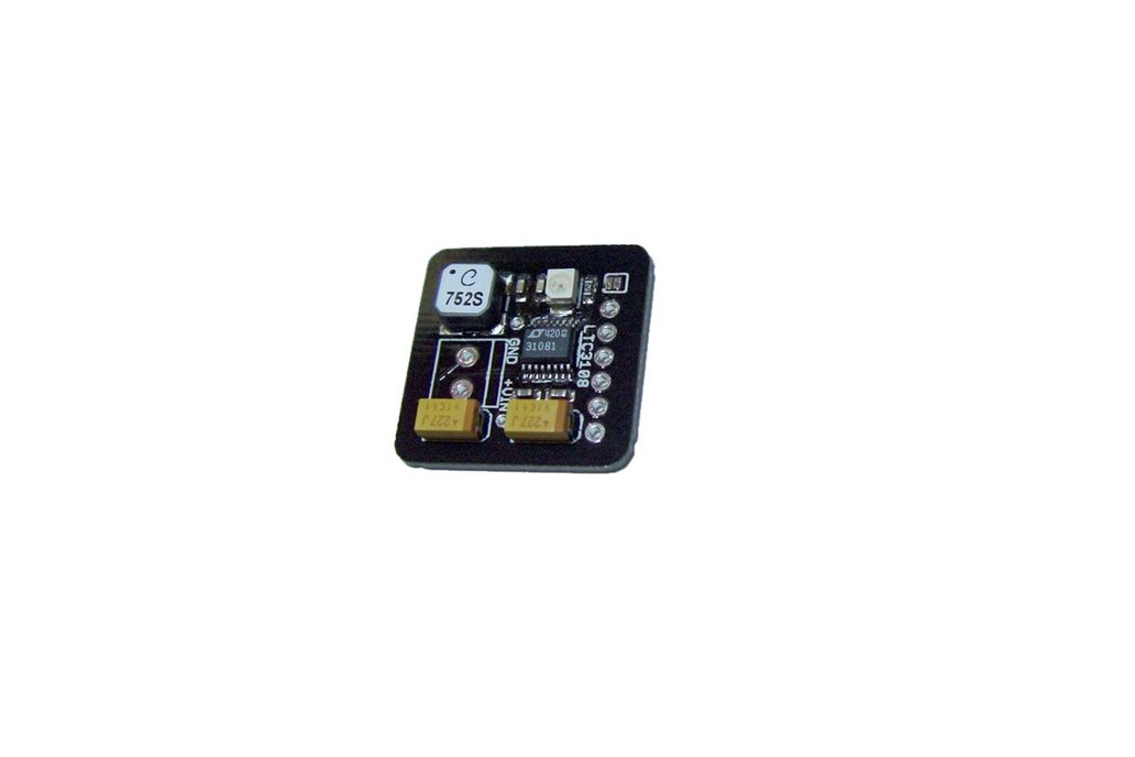 LTC3108 body heat Energy Harvesting breakout TEG 2