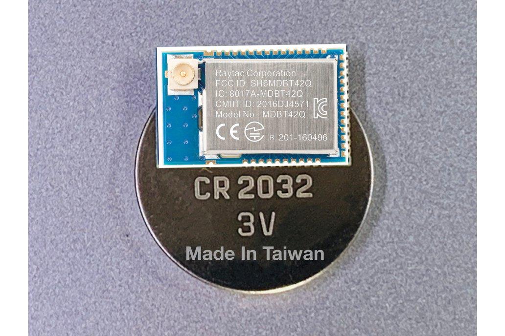 nRF52832 BT5.1 Module u.FL For External Antenna 1