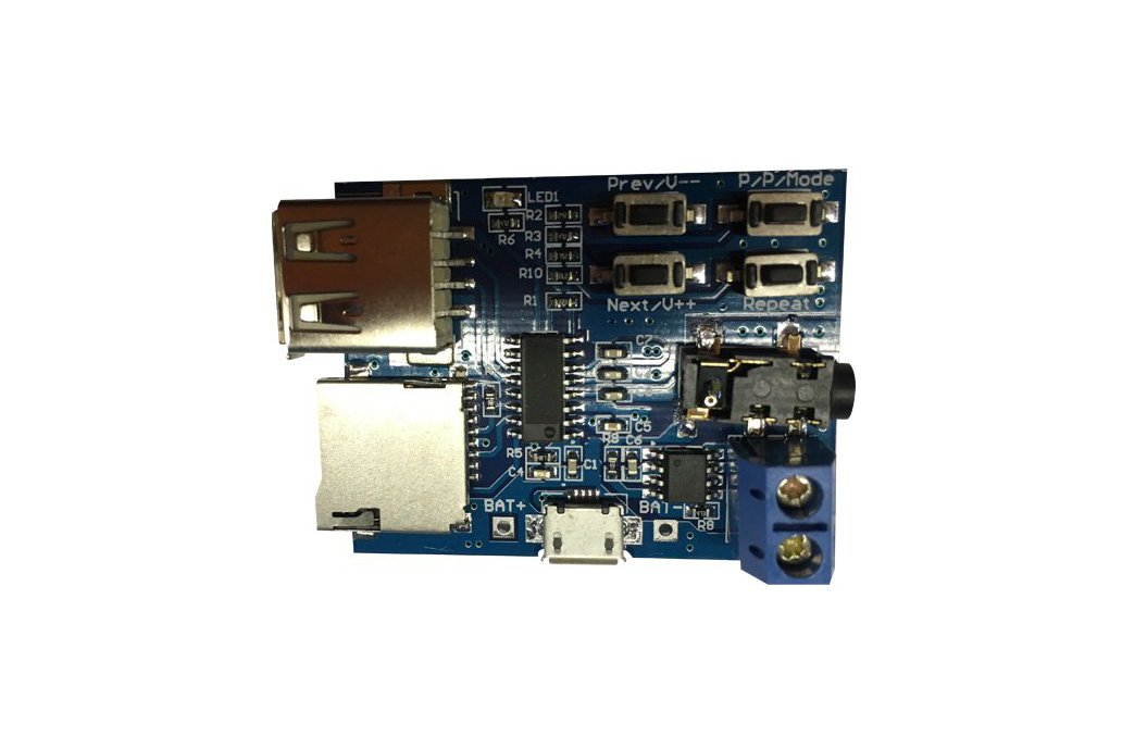 mp3 Lossless decode board module with  amplifi 3