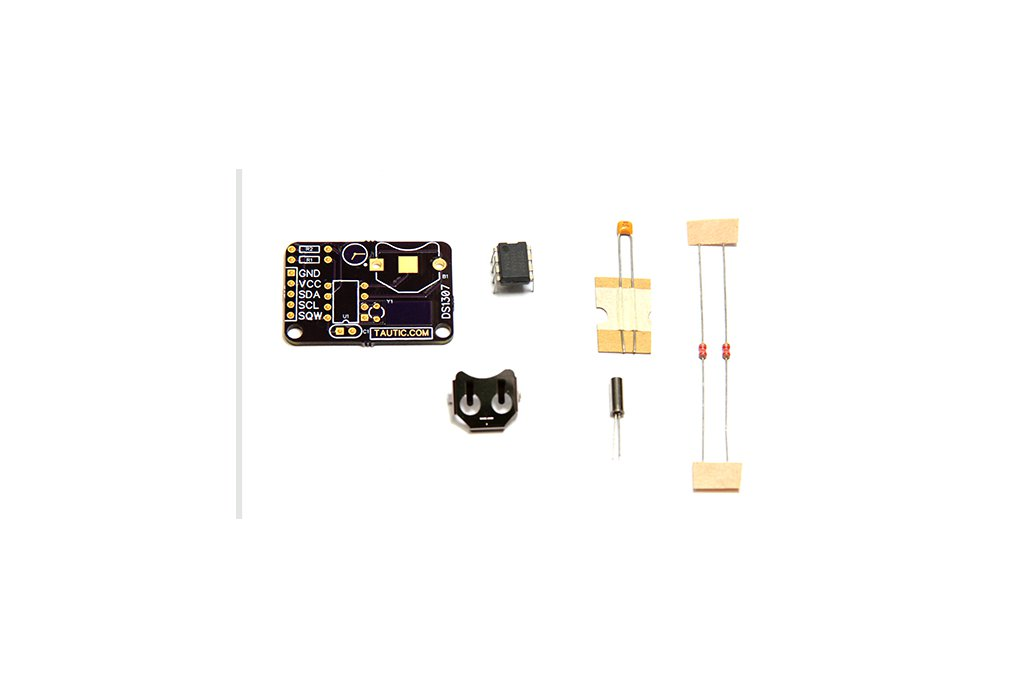 DS1307 Real Time Clock Module 1