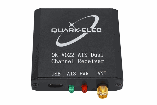 QK-A022 Ship/Boat/Marine Dual Channel AIS Receiver