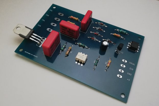 AC Phase control board