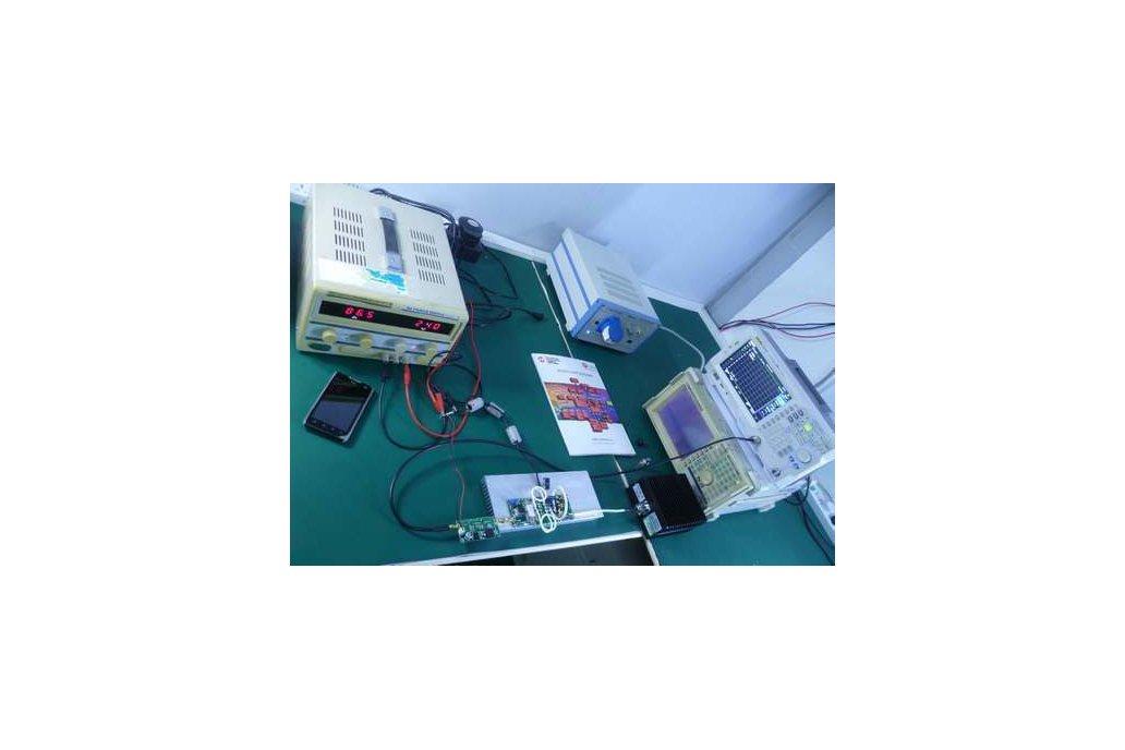 100W FM VHF 80Mhz to 180Mhz RF Power Amplifier 7