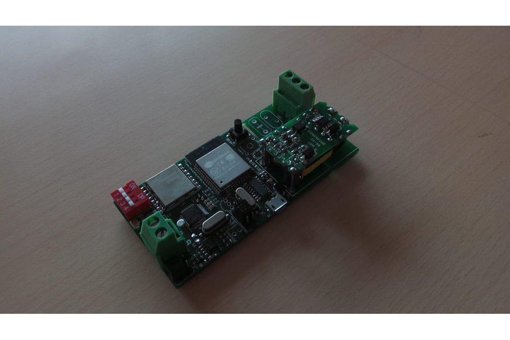 Wifi <-> RS485 <-> LoRa  Board 7