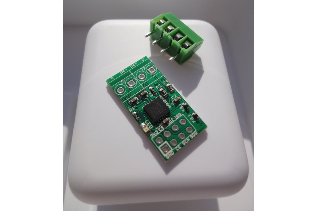 MAX31865 RTD temperature sensor breakout board 1