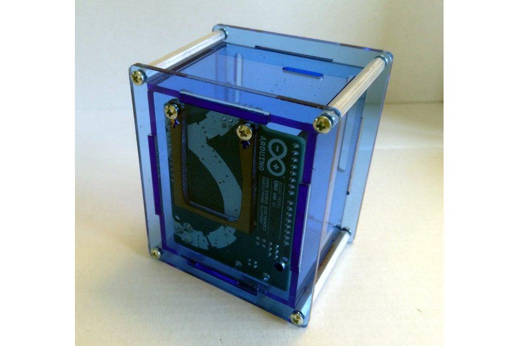 """Arduino Uno Project Enclosure """"Duo II"""" 6"""