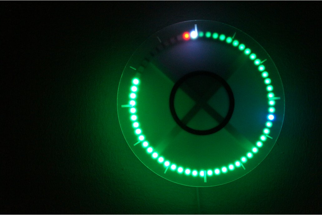 Nolio - LED wall clock  1