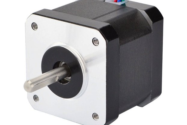 Nema 17 Stepper Motor 36Ncm(51oz.in) STEPPERONLINE