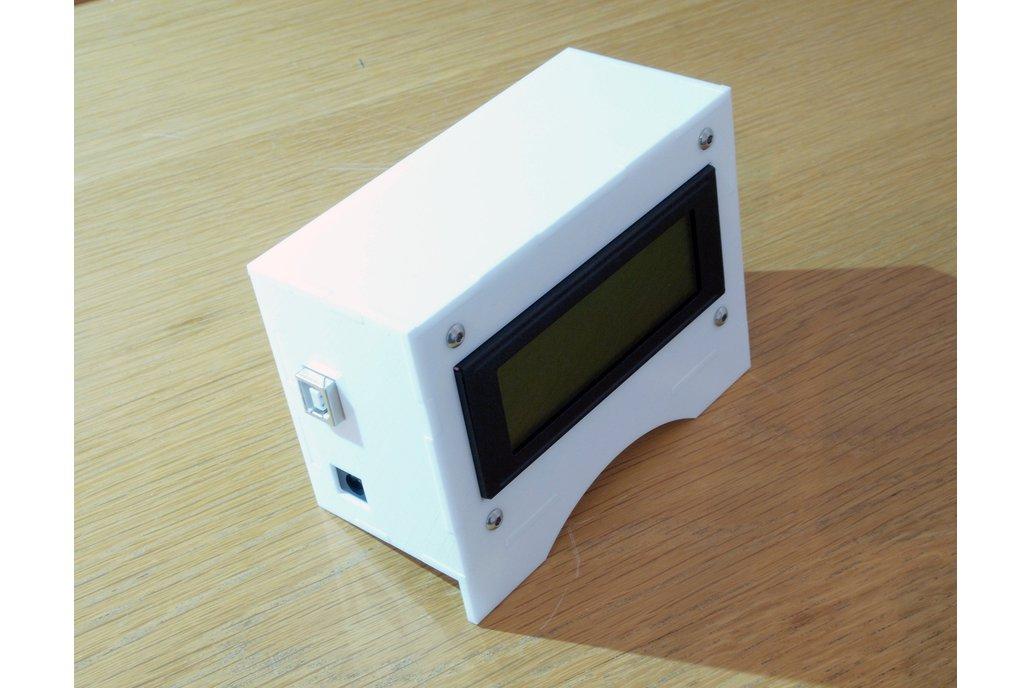 20x4 LCD case for Arduino Uno/Mega / Pi zero 1