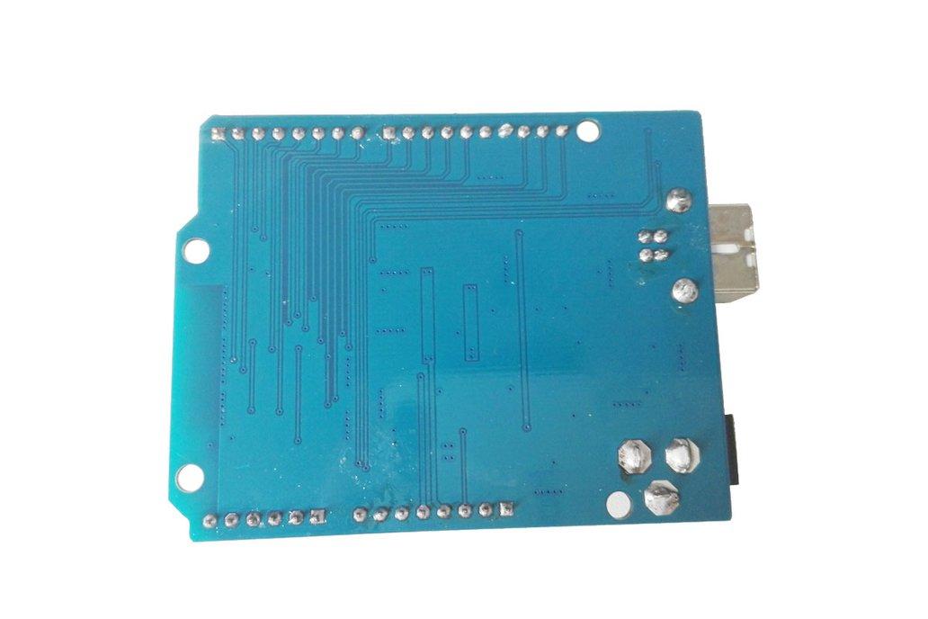 ESPDuino=WiFi +Arduino UNO R3 5
