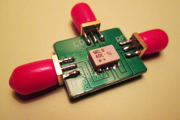 Mini-Circuits ADE-1L RF Mixer; 500 MHz