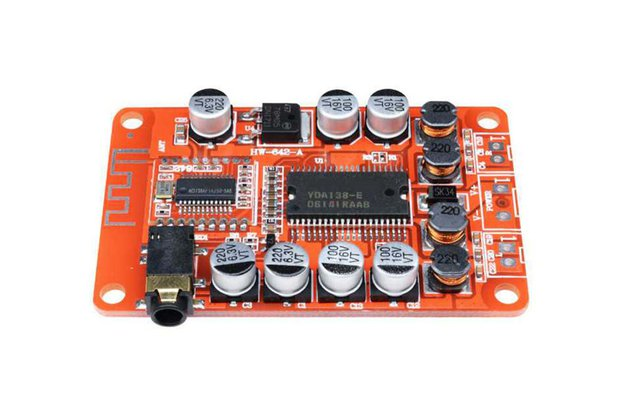 YDA138 Bluetooth Audio Amplifier Board