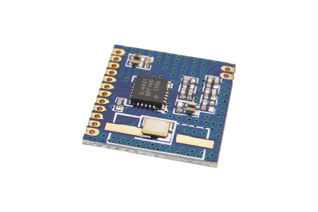 5 year battery470mhz 433mhz rf wireless temperature sensor