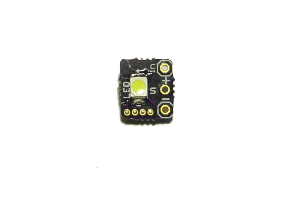 Joule Thief SMD DC/DC white Led 2