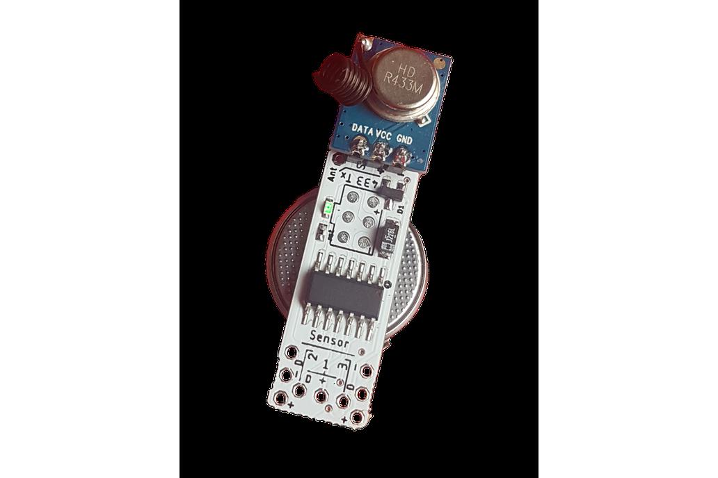 433Mhz sensor board [V2] 1