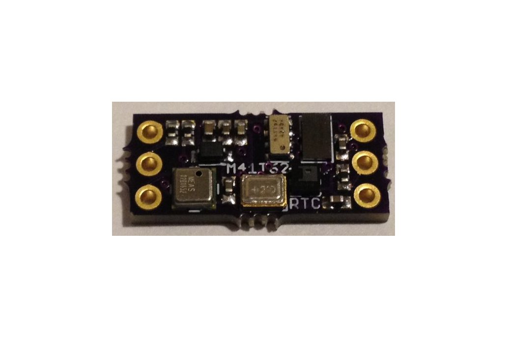 M41T62 Real Time Clock Add-On for Teensy 3.X 2