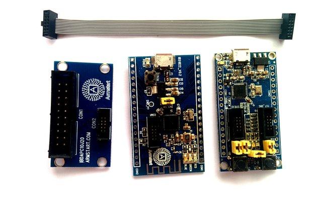 IB51822 - mbed BLuetooth BLE Development Board
