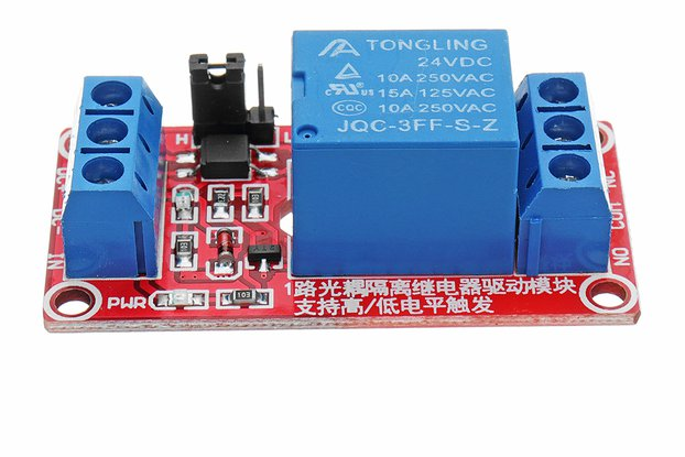 Channel Level Trigger Optocoupler Relay Module