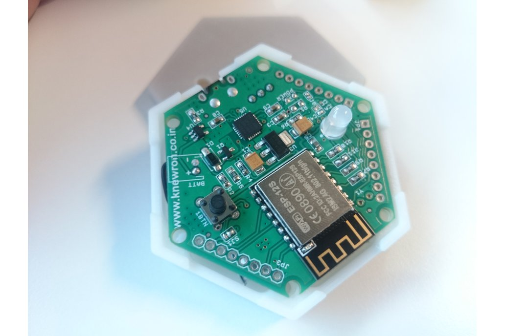 1btn: Open Source WiFi connected IoT Button 6